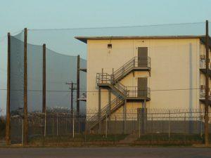 Correctional Facility Netting System