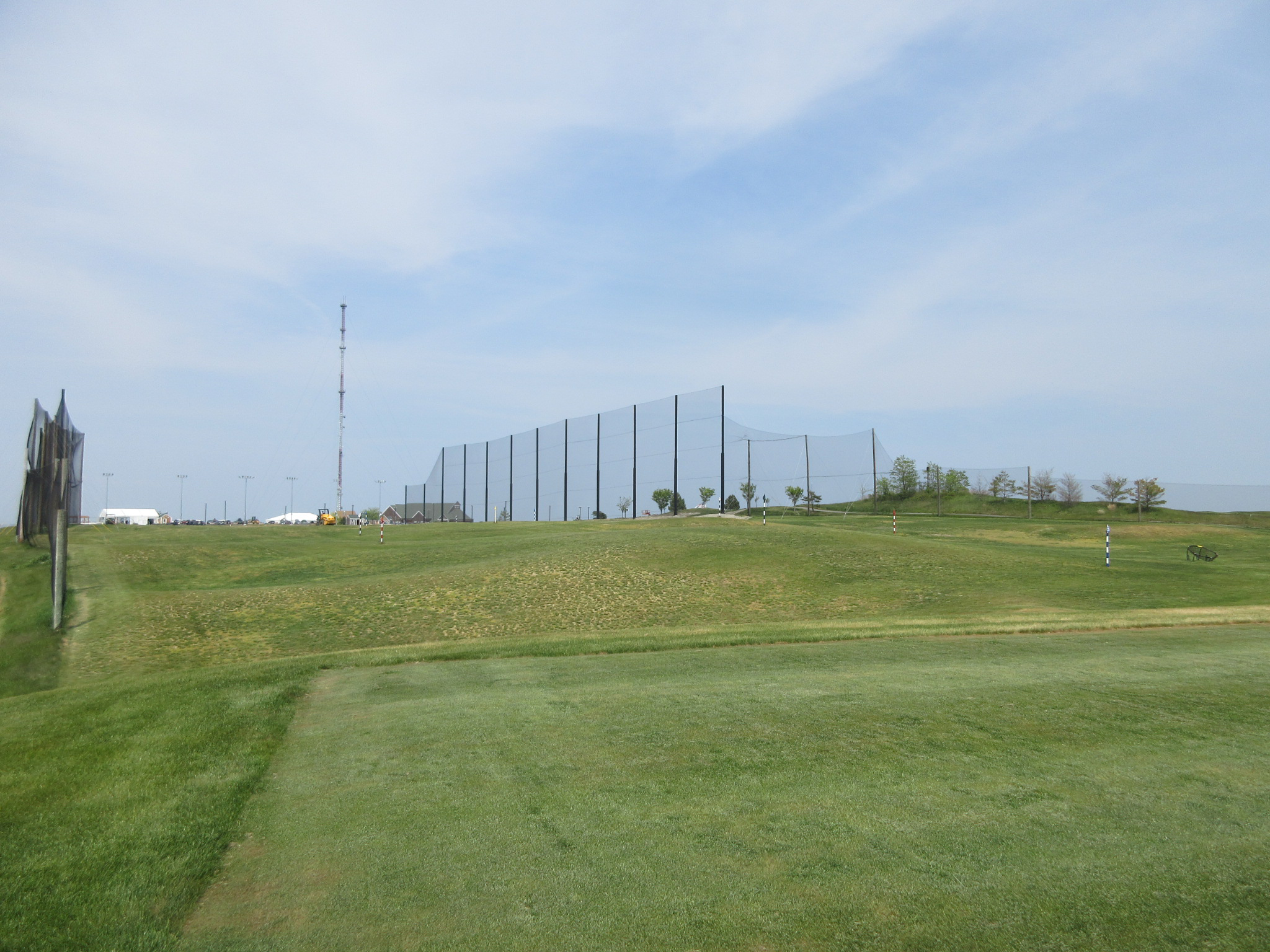 Granite Links Golf Club Driving Range