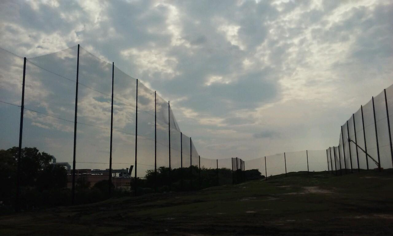 Driving Range Netting Replacement Norfolk VA