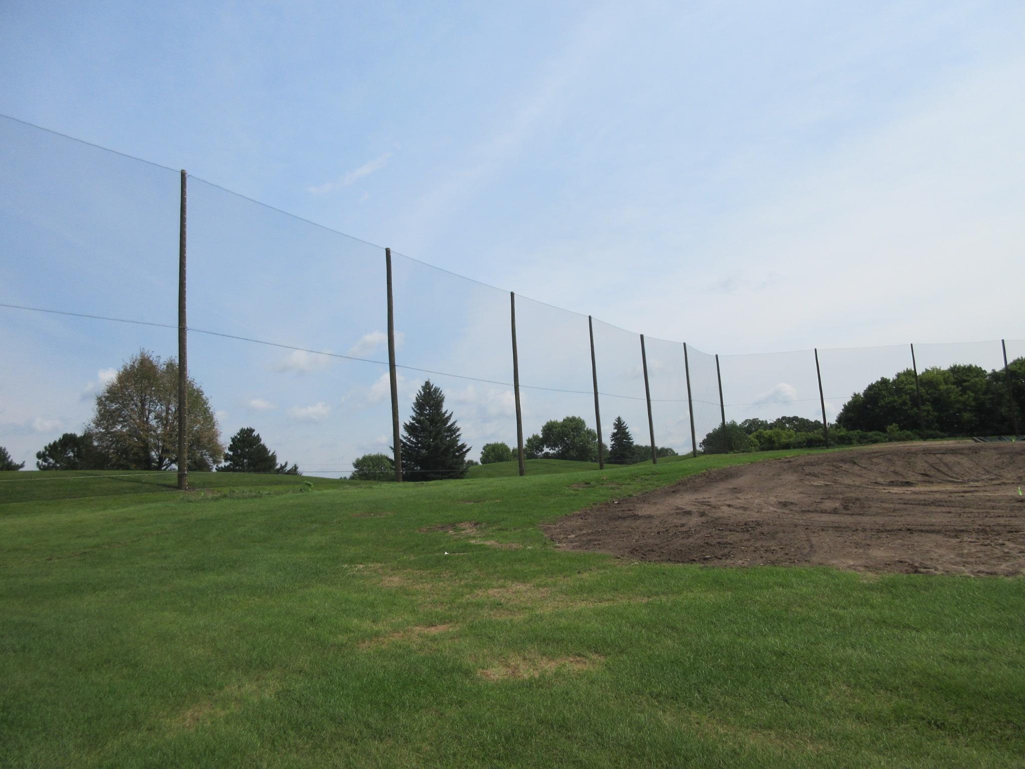 barrier netting u0026 sports lighting installation services grn